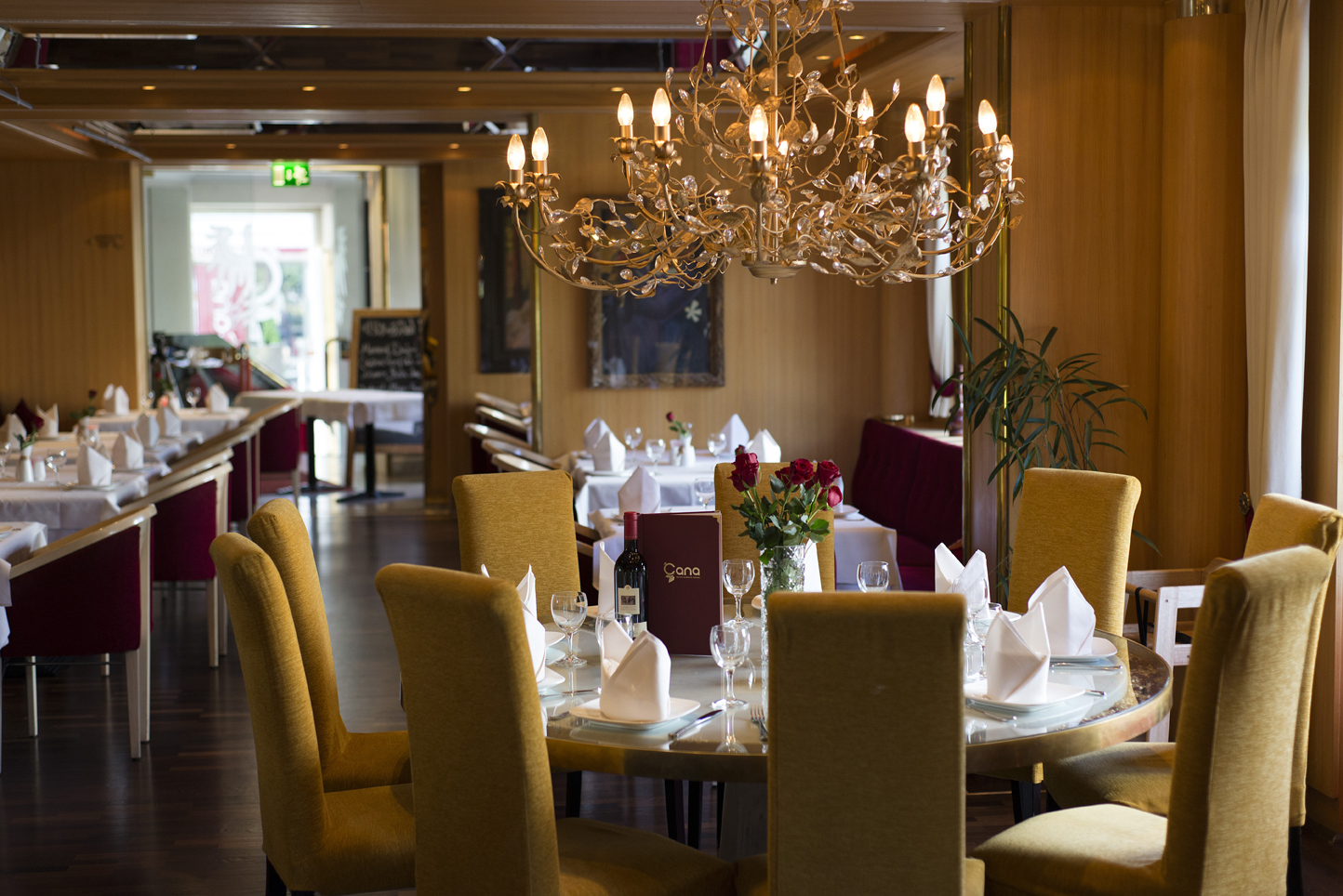 Cana Restaurant & Catering | Ambiente